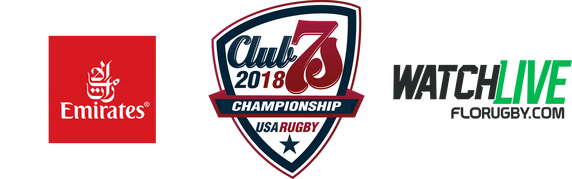 USA RUGBY CLUB 7S NATIONAL CHAMPIONSHIPS | AUGUST 11-12, 2018