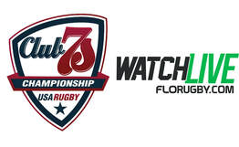 USA RUGBY CLUB 7S NATIONAL CHAMPIONSHIPS | AUGUST 10-11, 2019
